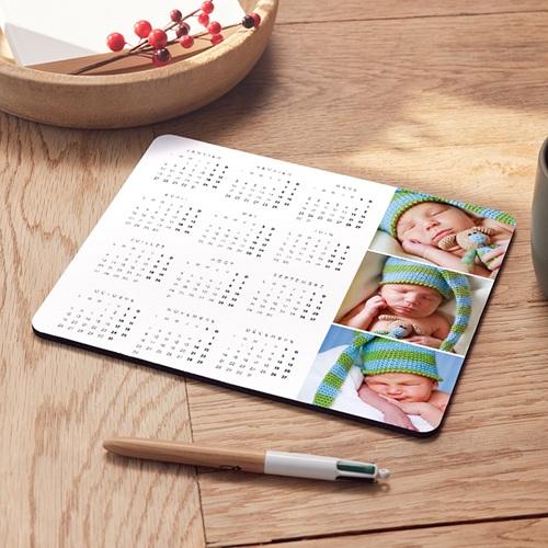 Tapis de souris personnalisé - Tapis multicolore 9629