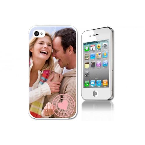 Coque Iphone 4/4s personnalisé - Coque iphone 4/4s Translucide 9710