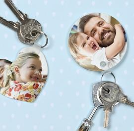 Porte clés personnalisés