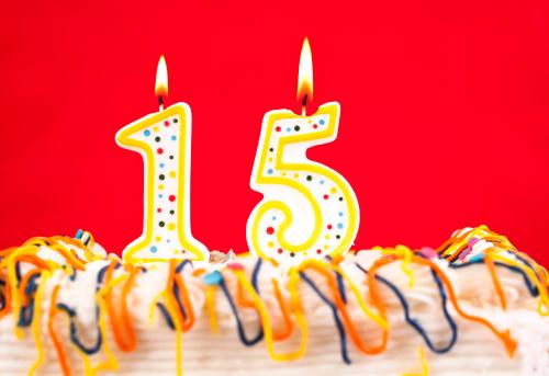 anniversaire adolescent