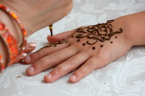 Coutumes du mariage musulman