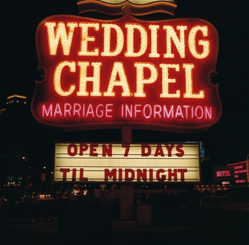 Wedding Chappel à Las Vegas