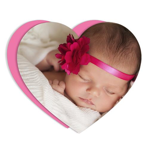 Faire-Part naissance coeur