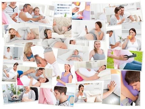 Album des meilleurs moments de la grossesse