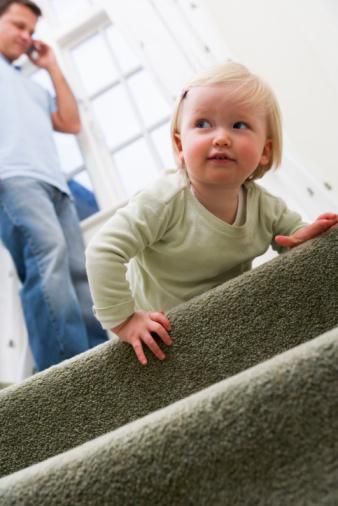 prevention chutes bebe