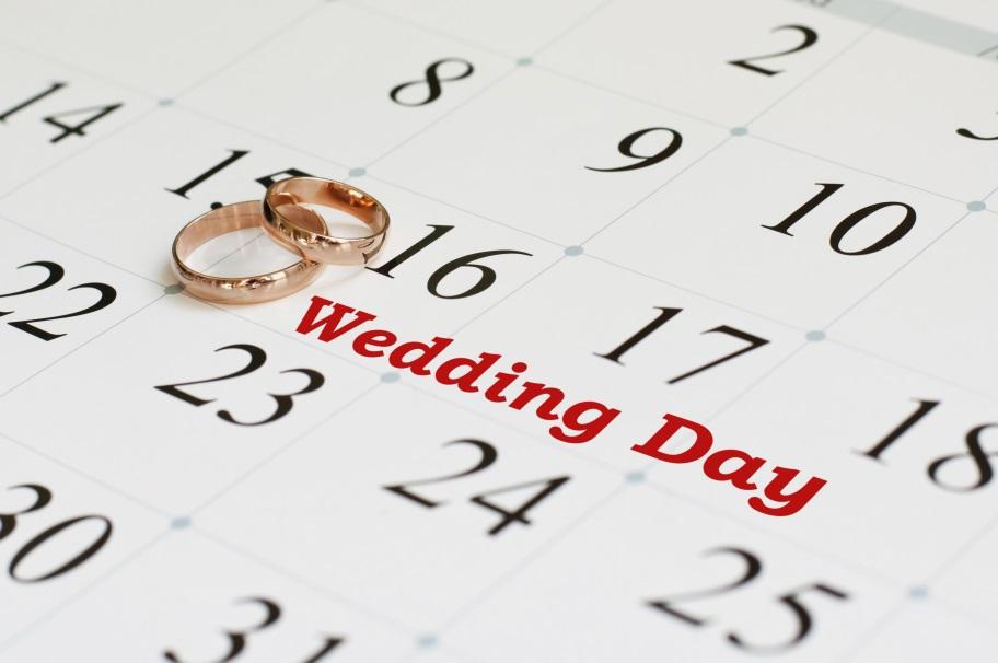 Retro Planning de mariage