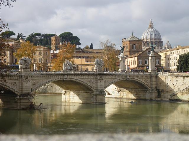 voyage de noces à rome