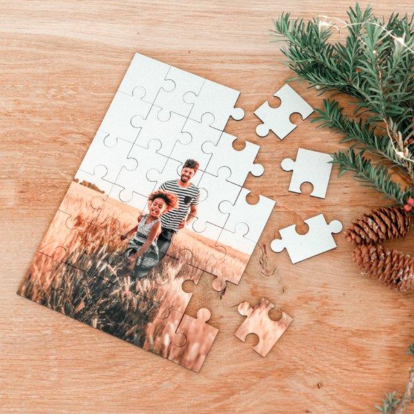 Puzzle bois