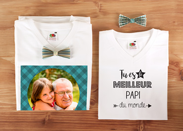 Tee-Shirt avec photo