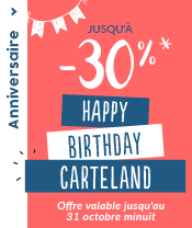 Anniversaire Carteland 20ans