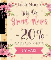 Fête des Grand-mères -20%