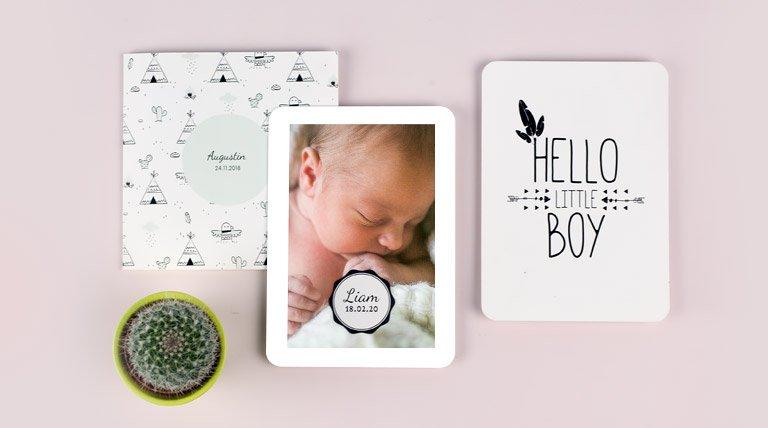 Faire part naissance personnalis - Faire part naissance creatif ...