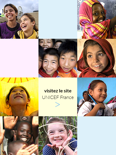 Défense droits des enfants UNICEF