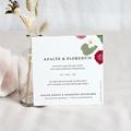 Change The Date Mariage Herbier Romance, Nouvelle Date pas cher