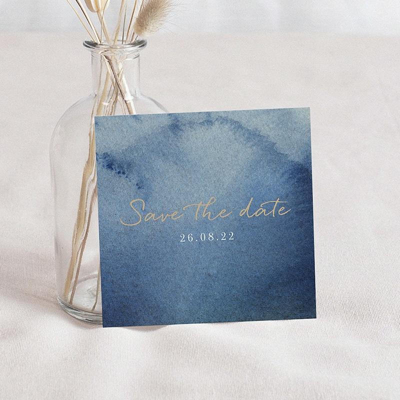 Save The Date Mariage Nuit Magique, Jour J, 10 x 10