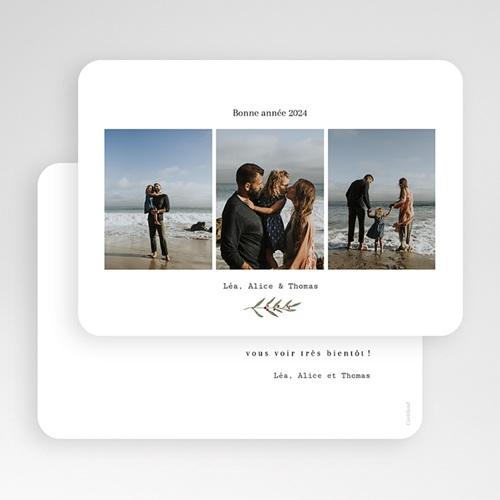 Carte de Voeux Trio de Voeux & Photos gratuit