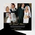 Carte remerciement mariage - Un Grand Merci - 295