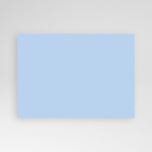 Faire-Part Naissance Garçon - Bleu Princier 1171 preview