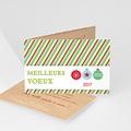 Carte de Voeux 2019 - Rubans  12538 thumb