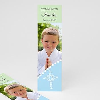 Marque-Page Souvenir consécration personnalisable