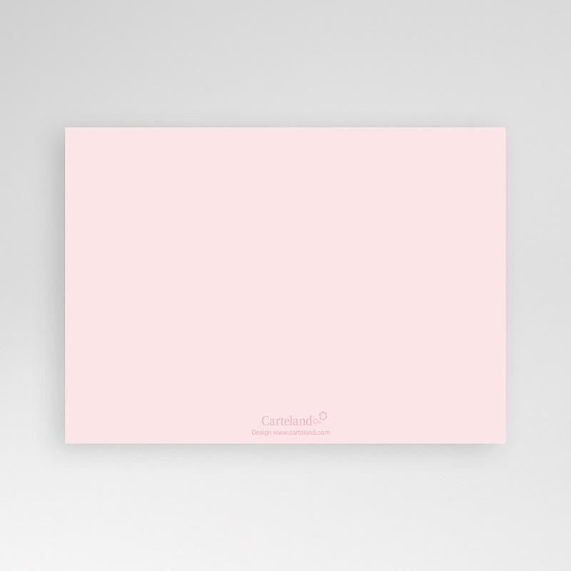 Faire-Part Naissance Fille Douceur Rosée pas cher