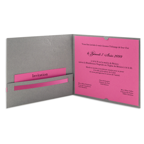 Archive - Gris, carton fuchsia 15603 preview