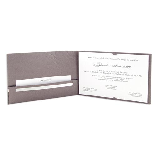 Archive - Gris, ruban blanc 15609 preview