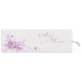 Fleurs arabesques violettes - 3
