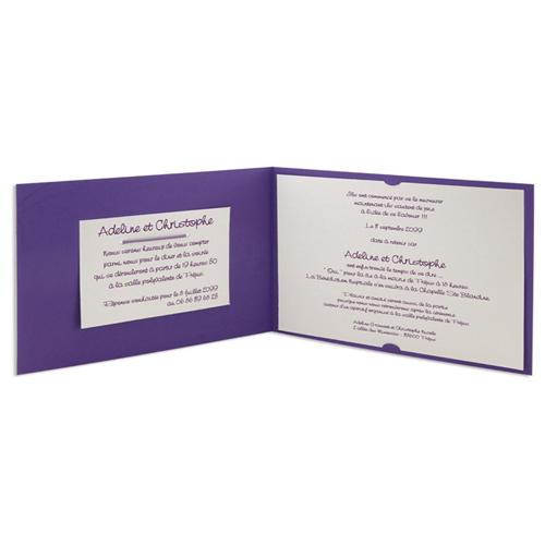 Archive - Violet et gris irisé 15718 preview