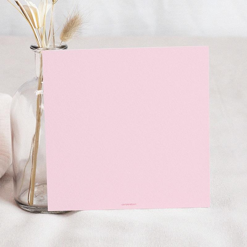 Carte invitation anniversaire fille Gourmandise pas cher