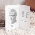 Carte remerciement décès universel L' Amour envolé  pas cher