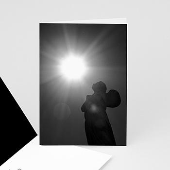 Achat carte remerciement décès universel a la belle étoile
