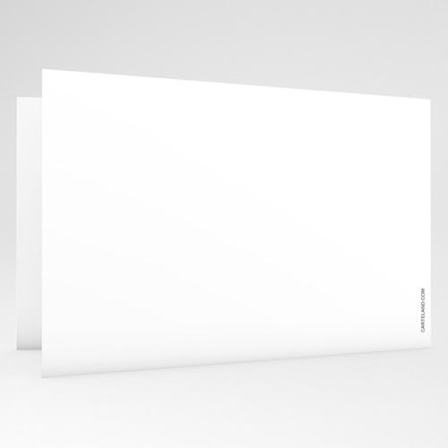 Carte de Voeux 2018 - Voeux - gris bleuté 16539 preview