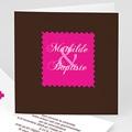 Mariage Gourmand - Framboise Chocolat - 1