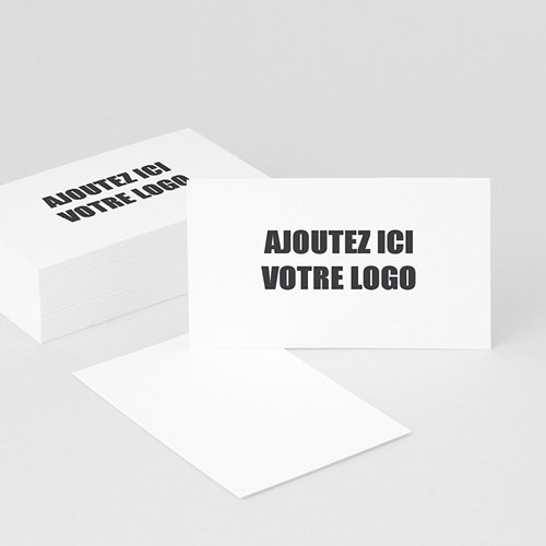 Carte de Visite - Ajoutez votre logo 17139