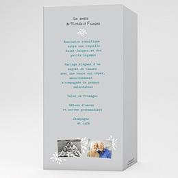 Menu Anniversaire - Florilège de souvenirs - 1