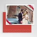 Cartes photo à créer - Ruban rouge 17499 thumb