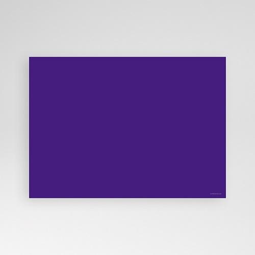 Invitation Anniversaire Adulte - Ombre Violette 1755 preview