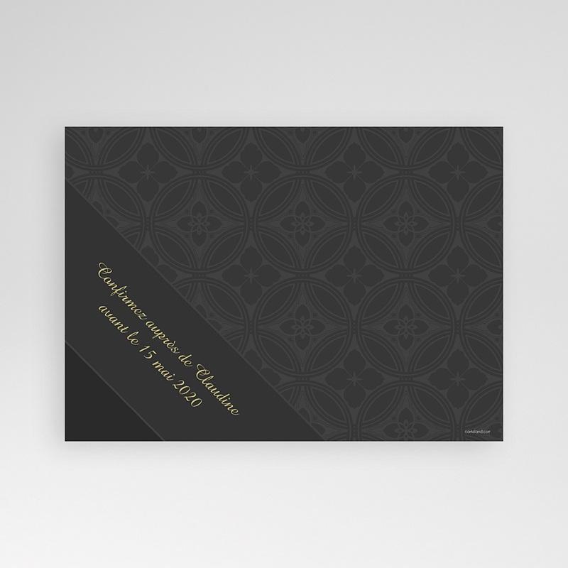 Carte Invitation Anniversaire Adulte Déroulement de la célébration pas cher