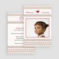 Faire-part Adoption Fille - L'Amour grandissant 18092 thumb