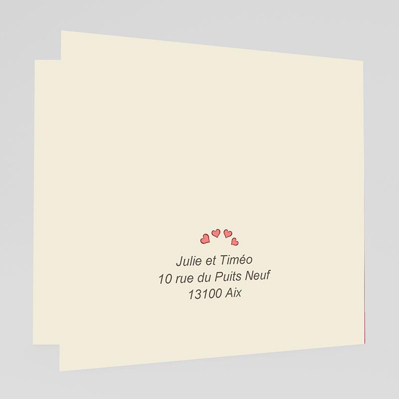 Faire-Part Mariage - Deux colombes pour un Oui ! 18214 thumb