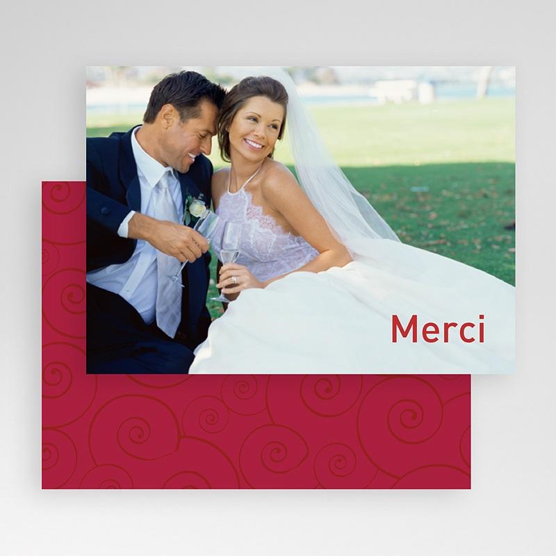 Remerciements Mariage Personnalisés  Romantissime gratuit