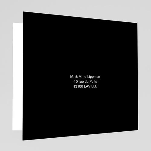 Faire-part Bar-Mitzvah - Téfilines en noir 18255 preview