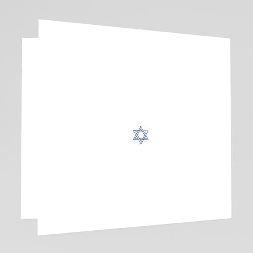 Faire-part Bar-Mitzvah -  Menorah 18291 thumb