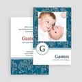 Faire-Part Naissance Garçon - Gaston 18296 thumb