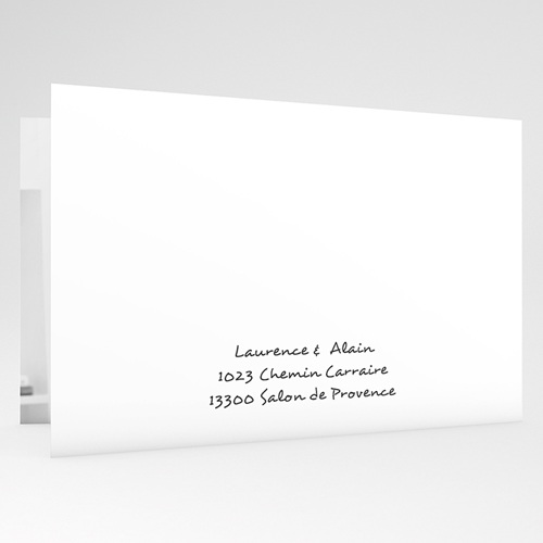 Invitations Anniversaire Mariage - Noces d'argent - 25 ans  18331 thumb