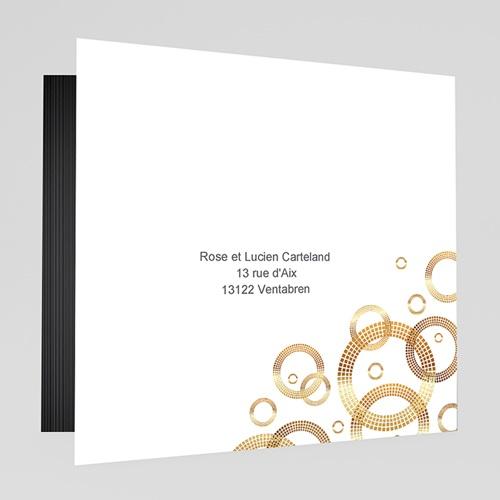 Invitations Anniversaire Mariage - Noces de Platine - 70 ans 18335 preview