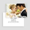 Remerciements Mariage Personnalisés Romantisme gratuit