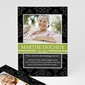Carte Invitation Anniversaire Adulte Magnifique