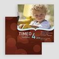 Carte invitation anniversaire garçon 4 ans gratuit